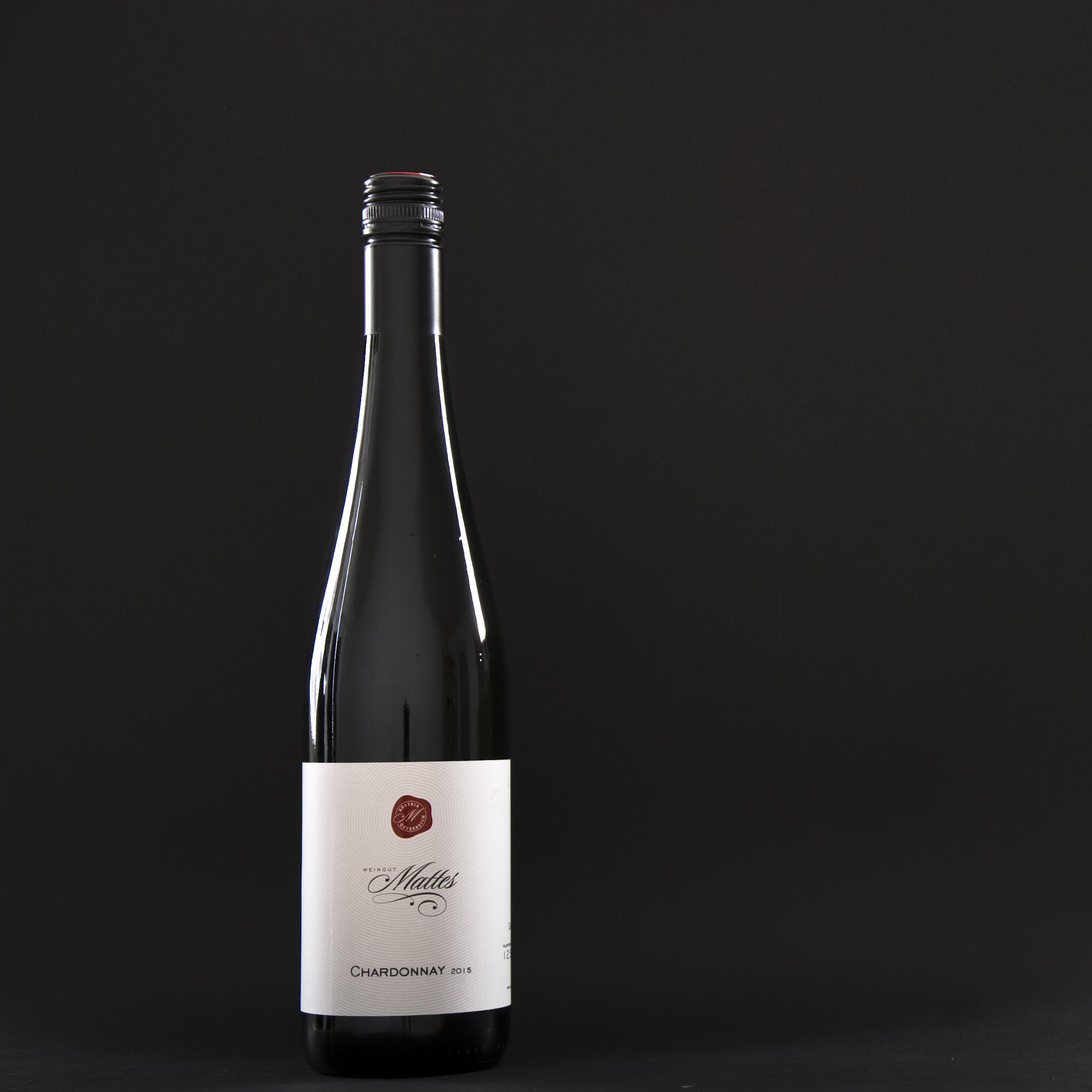 Chardonnay Weißwein Weingut Mattes Dürnleis