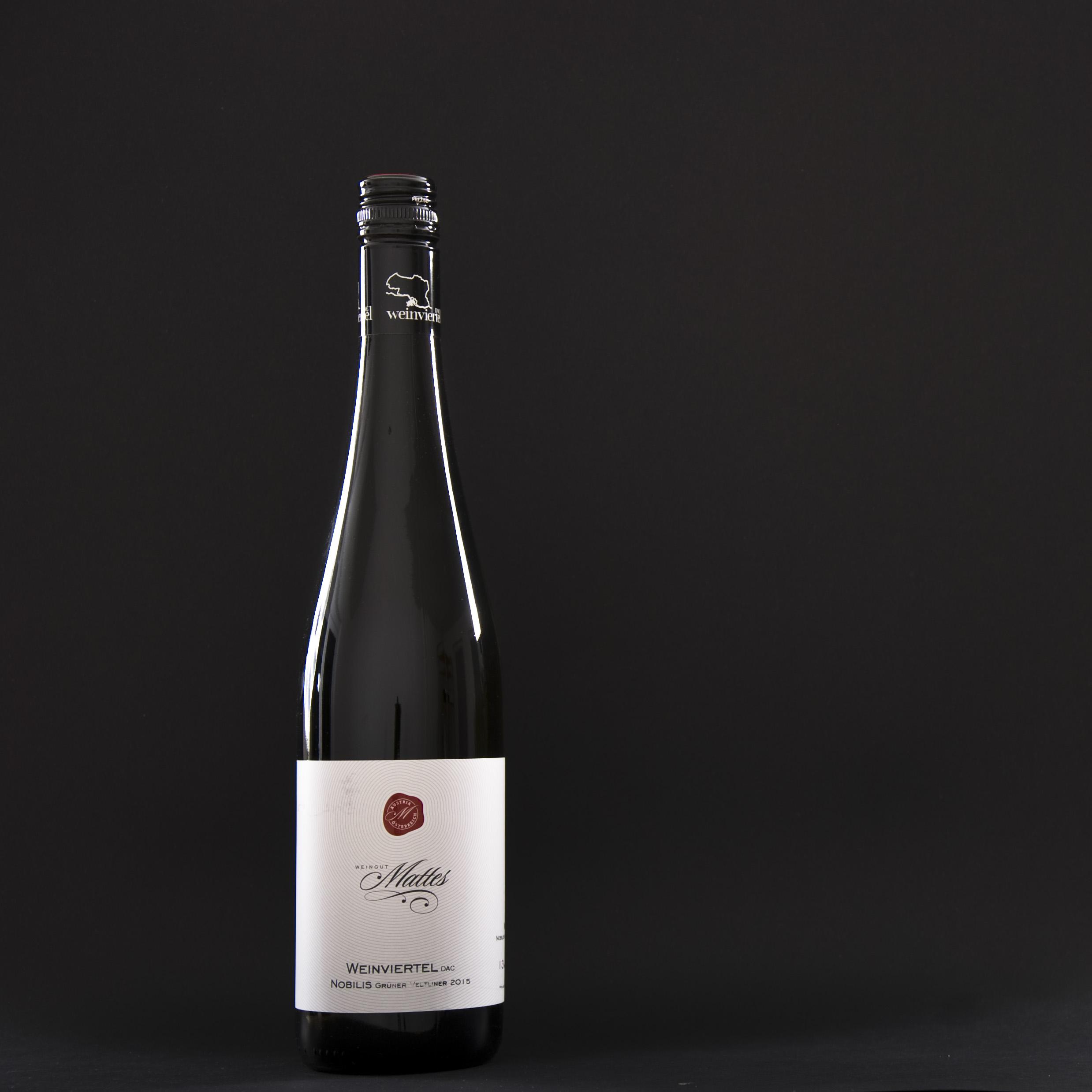 Weinviertel DAC – Grüner Veltliner Nobilis