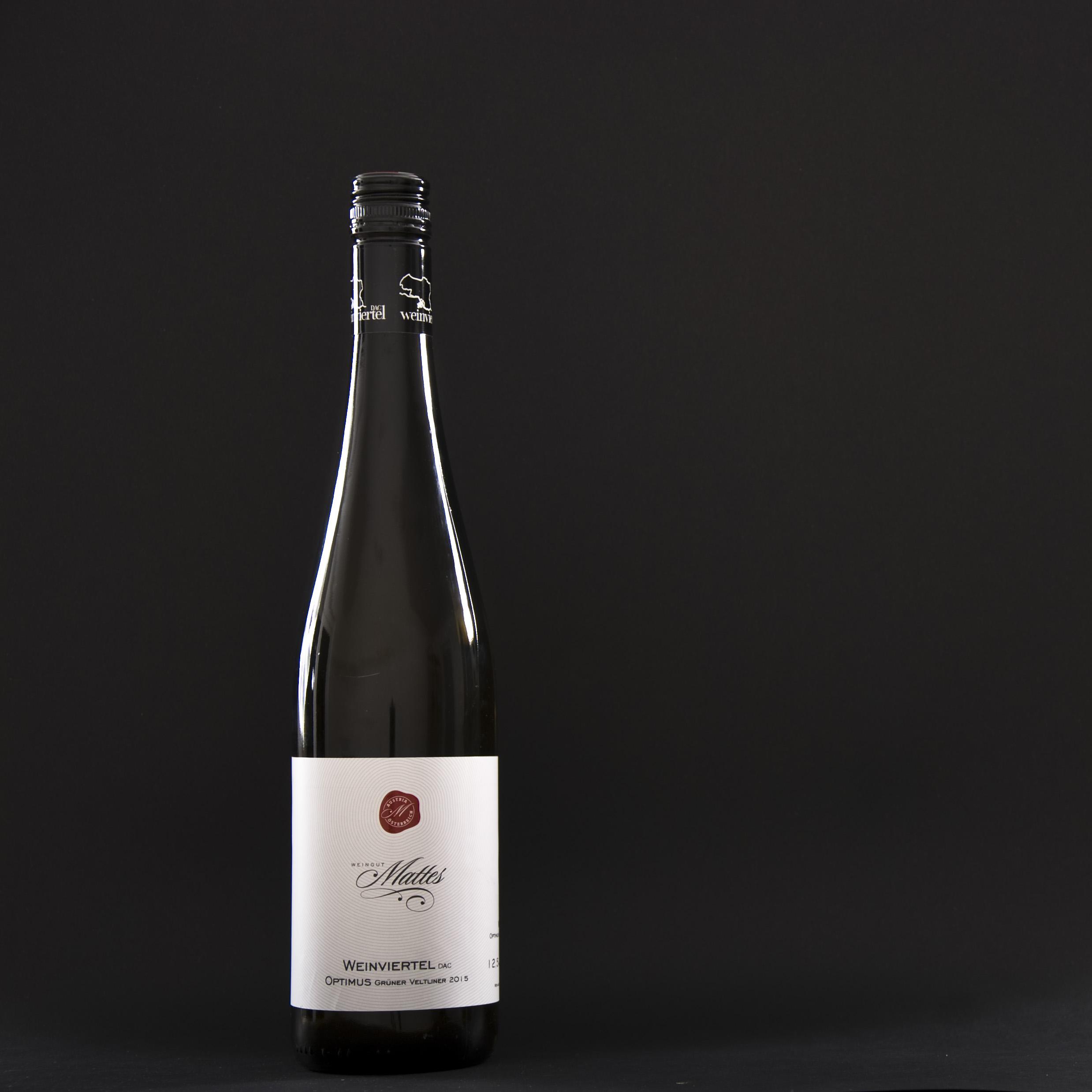 Weinviertel DAC – Grüner Veltliner Optimus